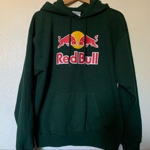 Red Bull Energy hooded Sweatshirt